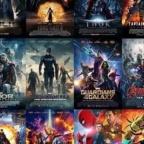 My Top 5 Marvel Movies