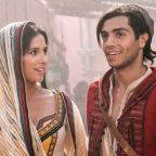 Aladdin made our wish come true!