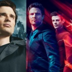 Tom Welling puts the cape back on for Crisis on Infinite Earths!